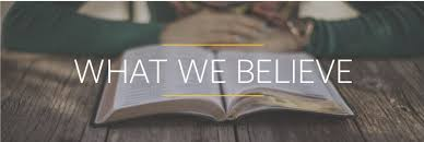 Our Mission Statement of Faith