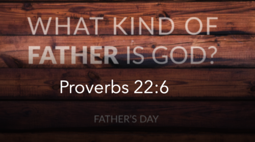What kind of father is God